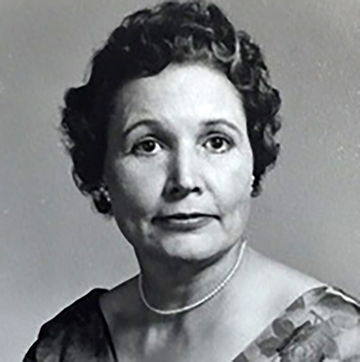 An image of Mary Golda Ross